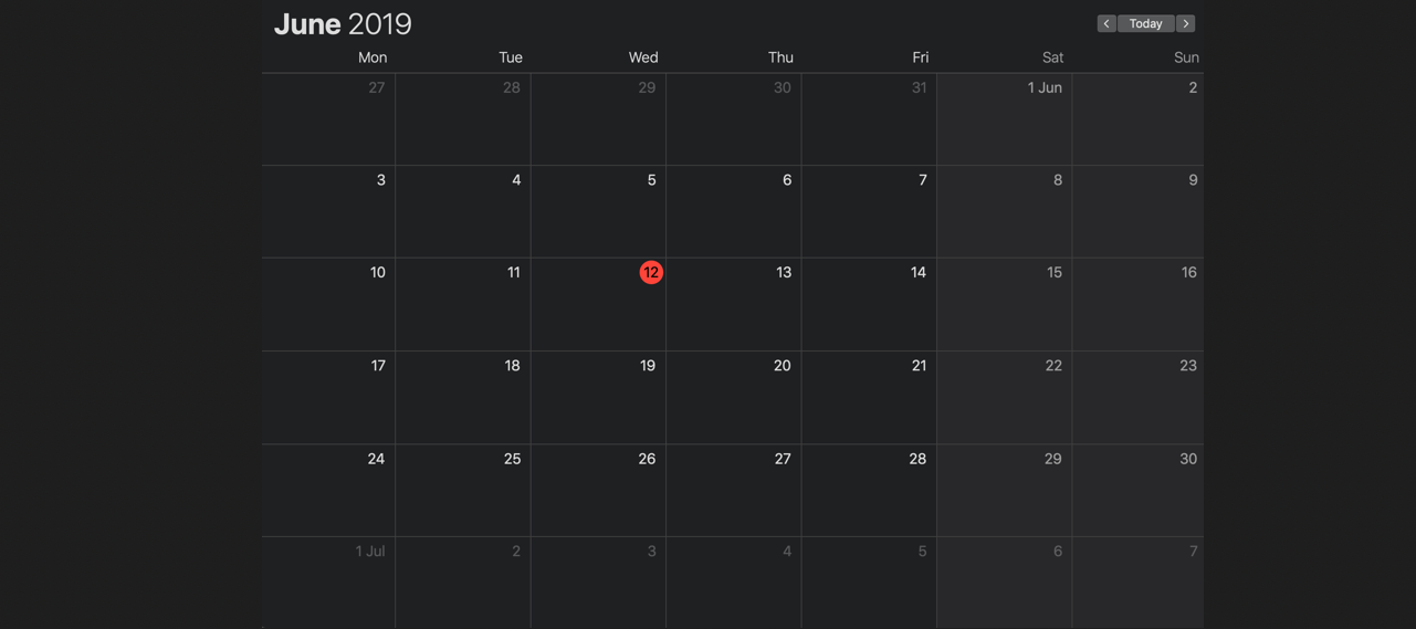 iOS calendars — current vs autoupdatingCurrent